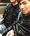 Gays On A Train