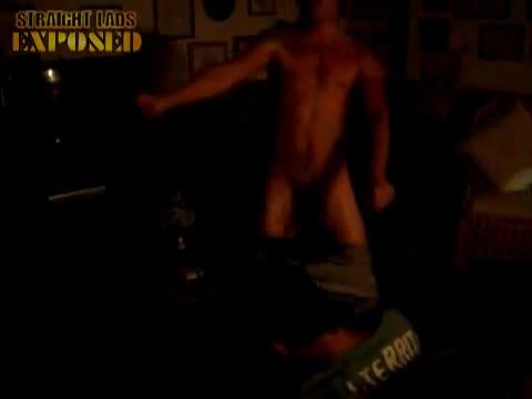 lad's's dick dance