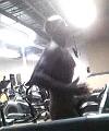 Naked Treadmill Man