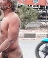 Naked Street Walk