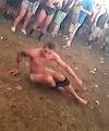 Naked Festival Dancer
