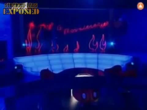 Naked Men Dancing on Ola 10