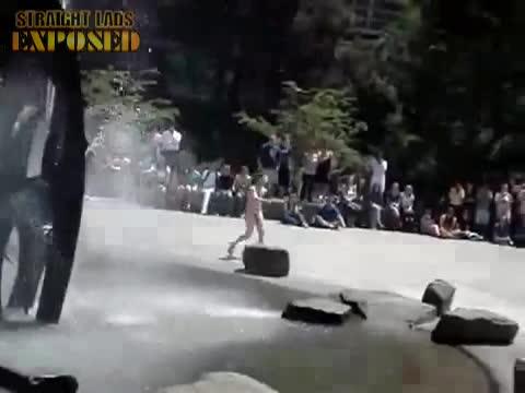 Naked Run SU