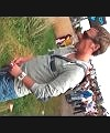 Pissing At A Festival