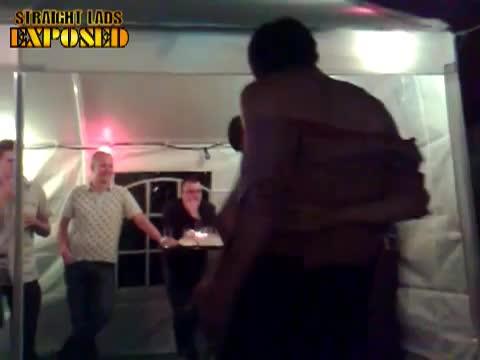 Ruben en Daan de strippers