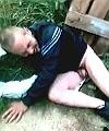 Lad's Pants Down