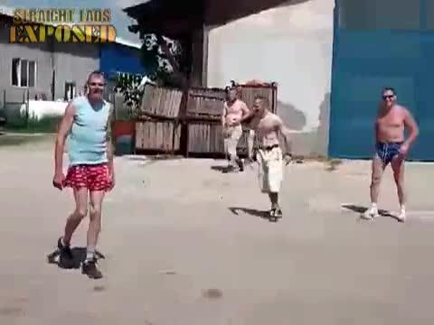 Striptiz futbal