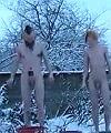 Naked Ice Bucket Lads