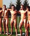 Naked Football Calendar