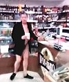 Naked In A Shop