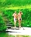 Naked Lake Lad