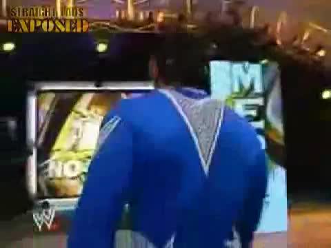 wrestler ASS