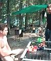 Camping Naked