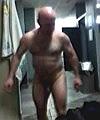Man Gets Dressed