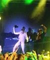 Naked Man Dances On Stage