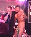 Naked Man On Stage