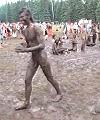 Naked Festival Mud