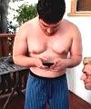Fat Lad Pantsed