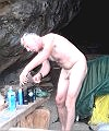 Naked Cave Man