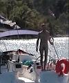 Naked Boat Jump