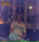 naked fat man at the pub