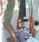 Teabagging Lifeguards