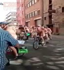 Bristol Naked Bike Ride