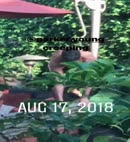 Man Caught Naked In The Garden