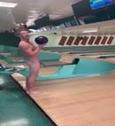 Man Bowls Naked