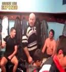 rugby locker room