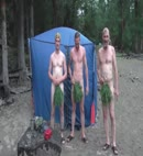 Naked Sauna Men