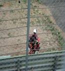 Moto Riders Caught Pissing