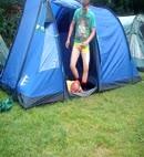 Campsite Teabagging