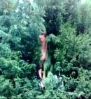 Naked Climber Tom