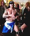 Scottish Flag Stripper (HQ)