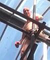 Gary The Naked Scaffolder