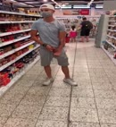 Supermarket Dick Flasher