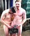 Clapperboard Cock