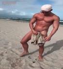 Big Dick At The Beach 1