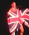 Stripper Beats The Flag (HQ)