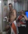 Hen Night Fireman Stripper