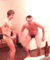 Lads Party Naked