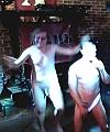 Russian Guy Dances On Stage