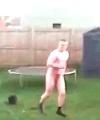 Naked Trampolining