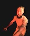 Man Rides Naked
