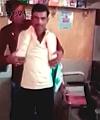 Indian Man Pantsed