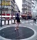under the kilt in paris