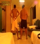 hotel lads' sexy dance