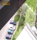 lad pissing street