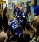 naked italian footballers locker room